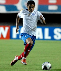 ROBERTO Heuchayer Santos de Araújo - Full Back Left